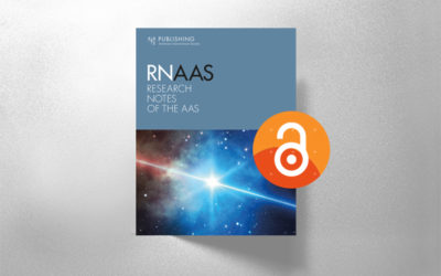 Research Notes of the AAS